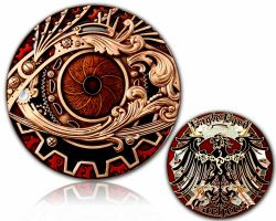 Eagle Eye Geocoin - Vengeance