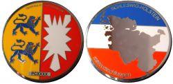 Schleswig-Holstein GC Poliertes Silber