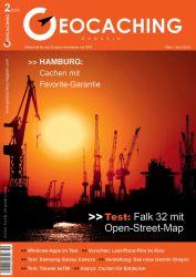 Geocaching Magazin 02/2013 M?rz/April
