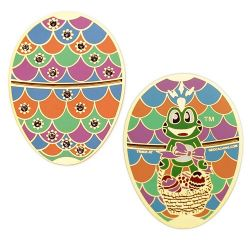Signal Faberge Egg Geocoin - Limited Edition