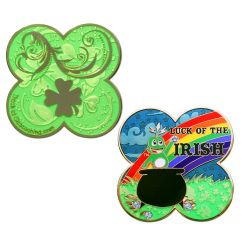 Limited Edition - Luck of the Irish Geocoin