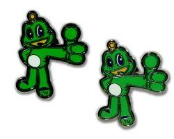 Geocaching Pin