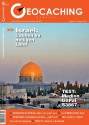 Geocaching Magazin 05/2013 September/Oktober