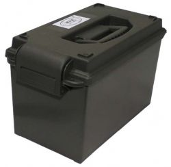 US Plastic Ammo Box large