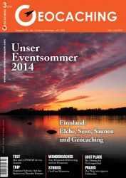 Geocaching Magazin 03/2014 Mai/Juni