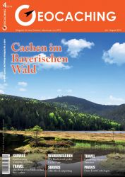 Geocaching Magazin 04/2014 Juli/August