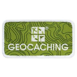 Groundspeak Geocaching.com Logo Patch / Aufn?her