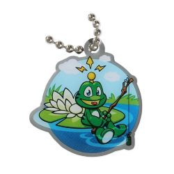 Fishing with Signal the Frog® Travel Tag