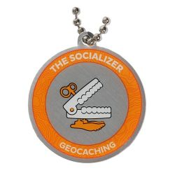 7SofA Travel Tag- The Socializer