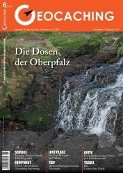 Geocaching Magazin 06/2014 November/Dezember