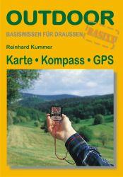Buch Karte - Kompass - GPS (von Reinhard Kummer)