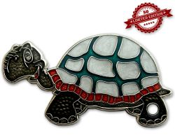 GeoTurtle Geocoin - Sven The Young-At-Heart XLE 50