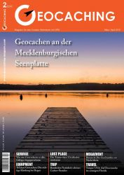 Geocaching Magazin 02/2015 März/April