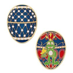 Signal the Frog? Faberge Egg Geocoin