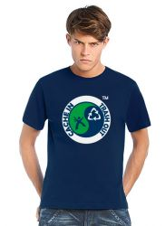 Geocaching T-Shirt | CITO blue (available with team name)