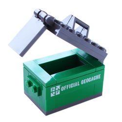 Bau dir deine Munitionskiste (LEGO Steine Set - 33-tlg.)
