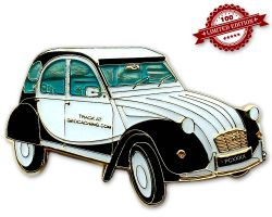 Ente CV Geocoin - Black&White Edition LE 100