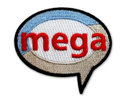 MEGA Event Aufnäher (Patch)