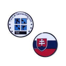 L?nder Micro Geocoin - Slowakei