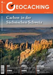 Geocaching Magazin 04/2015 Juli/August
