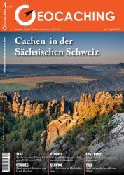 Geocaching Magazin 04/2015 Juli/August