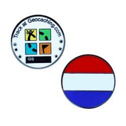 L?nder Micro Geocoin - Niederlande