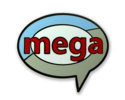 Geocaching Pin - Mega Event