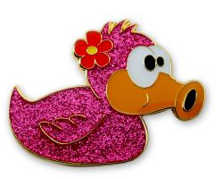 Beauty Duck Geocoin - Babsi