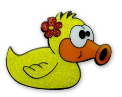 Beauty Duck Geocoin - Romy