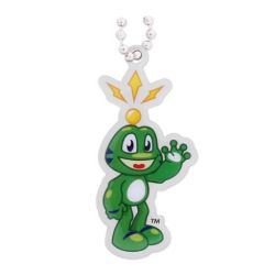 Signal the Frog? Travel Tag