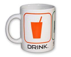 Tasse - Drink. Sleep. Cache.