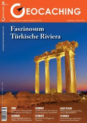 Geocaching Magazin 05/2015 September/Oktober