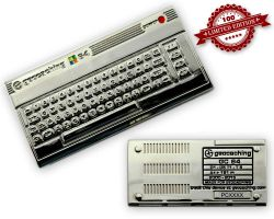 C64 Geocoin - Silver Edition LE 100