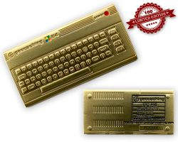 C64 Geocoin - Luxus Edition LE 100