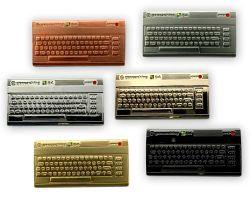 C64 Geocoin - Sammler SET (6 COINS)