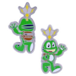 Signal the Frog? Geocoin