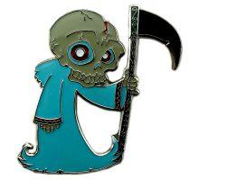 The Grim Reaper Skull - Bohten Dayak