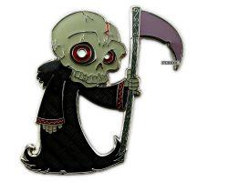 The Grim Reaper Skull - Diabolos