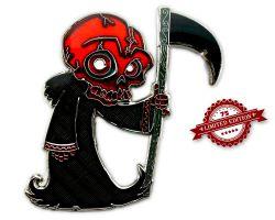 The Grim Reaper Skull - Zerberus XLE 75