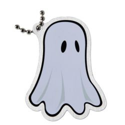 Halloween Travel Tag - Boomer the Ghost