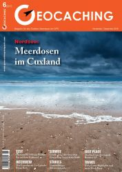 Geocaching Magazin 06/2015 November/Dezember