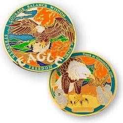 Eagle Geocoin