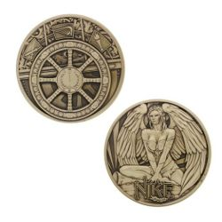 Greek Gods Geocoin - Nike
