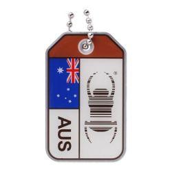 1 x Groundspeak Travelbug AUSTRALIEN