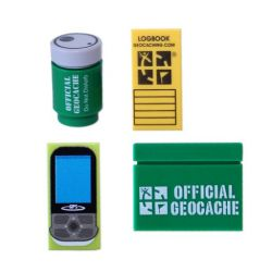 LEGO Geocaching Kit (4-tlg.)