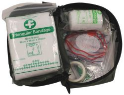 Small First Aid Kit (incl. bag)
