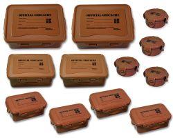Cachebehälter Set Deluxe Wood (12 Geocaching Dosen)