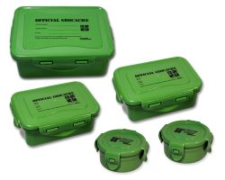 Geocaching Dosen Set ECO Forest (5 Cacheboxen)