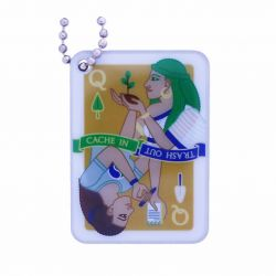 2016 Cache in Trash Out (CITO) Trackable Tag