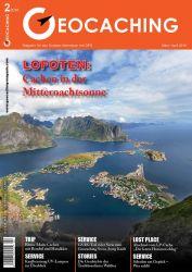 Geocaching Magazin 02/2016 M?rz/April
